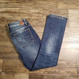 NWOT BKE Denim Payton Straight Jeans